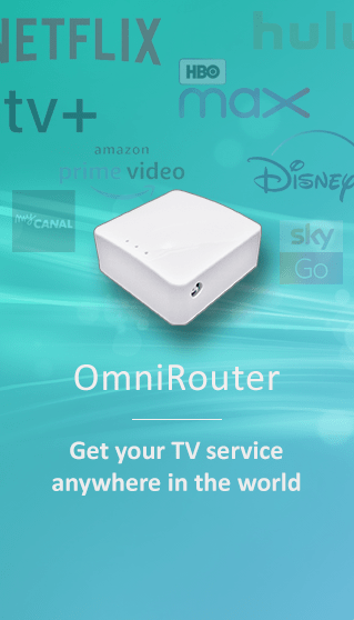 OmniRouter ads