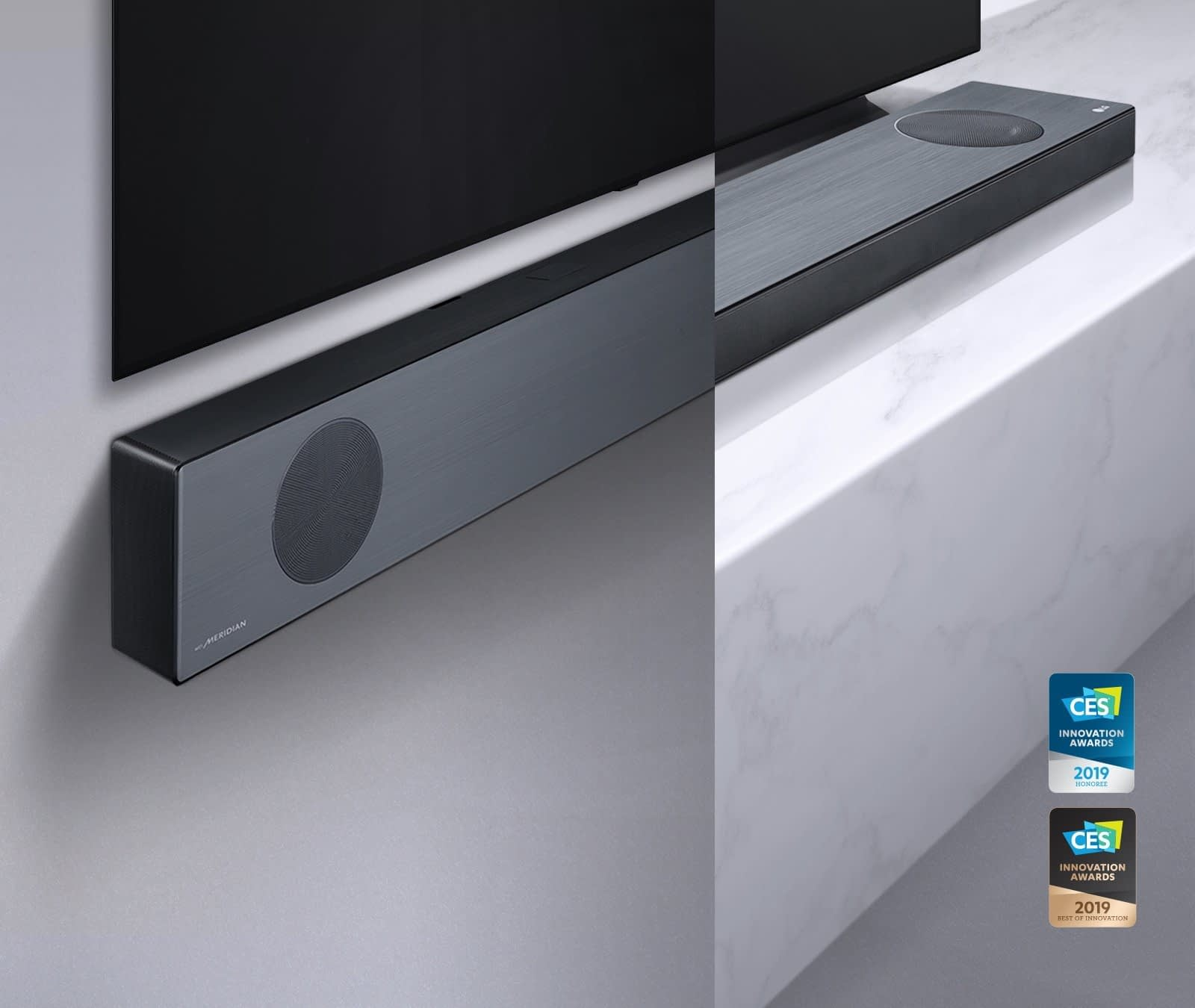 SoundBar SL9YG Slim-Wall-Mountable-Design-Desktop